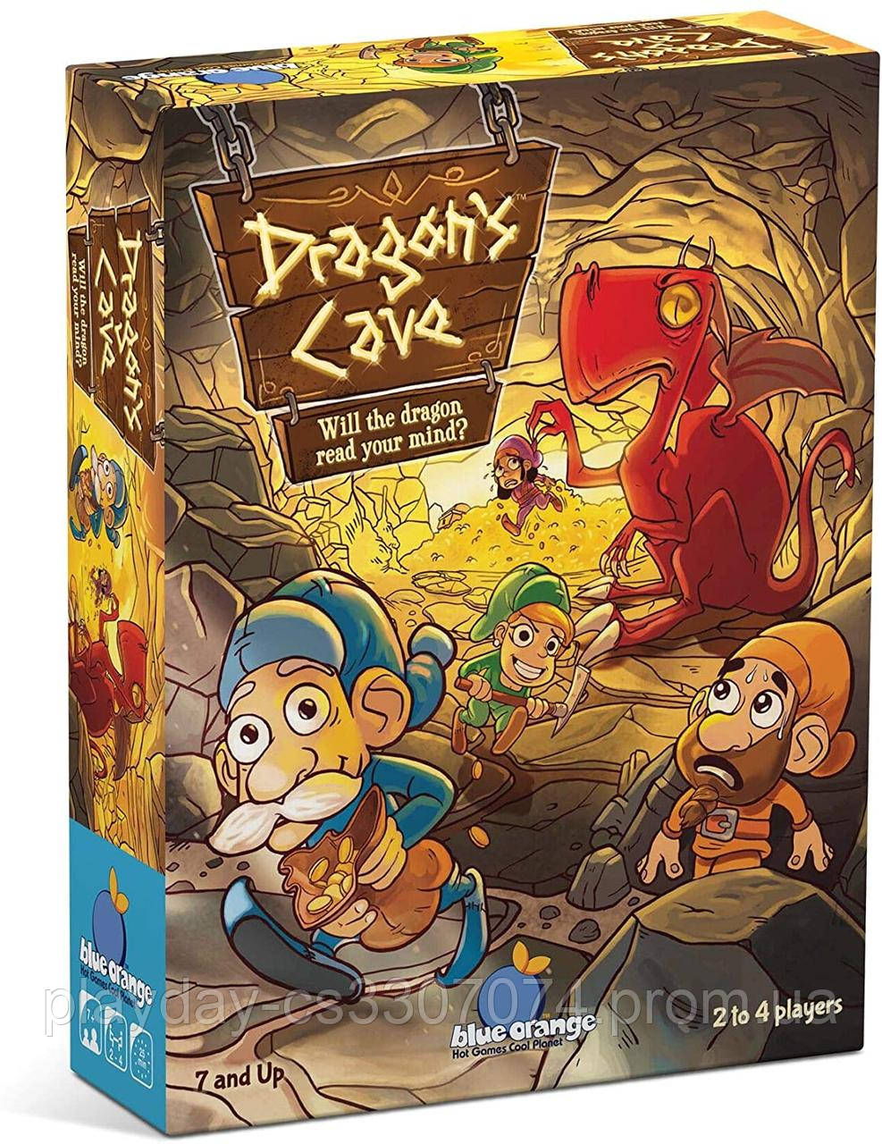 Настольная игра Пещера Дракона Dragon Cave от Blue Orange Games