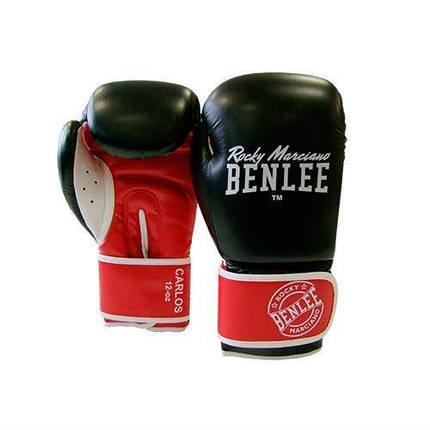 Боксерские перчатки BENLEE Carlos (199155/1502), фото 2