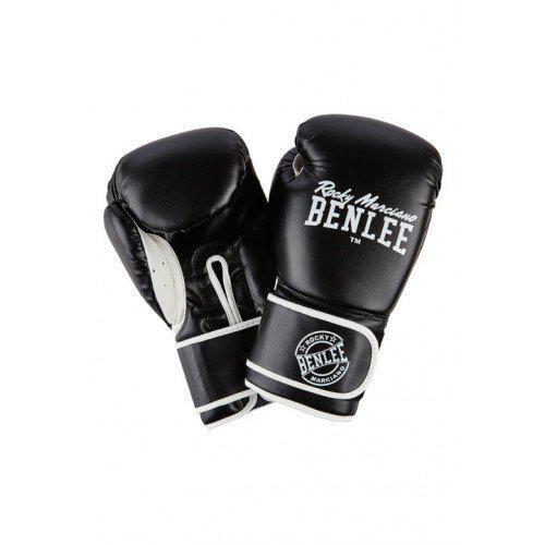 Боксерские перчатки BENLEE Quincy (199099/1000) Черный