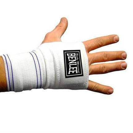 Обмотка для перчаток BENLEE Fist (195048/7000) Белый, фото 2