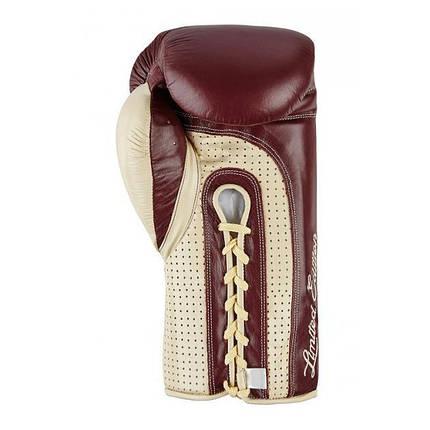 Перчатки боксерские BenLee Rocky Marciano Steele (199103/2025) Бордовый, фото 2