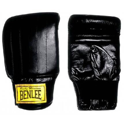 Снарядные перчатки BENLEE Belmont (195032/1000) Черный, фото 2