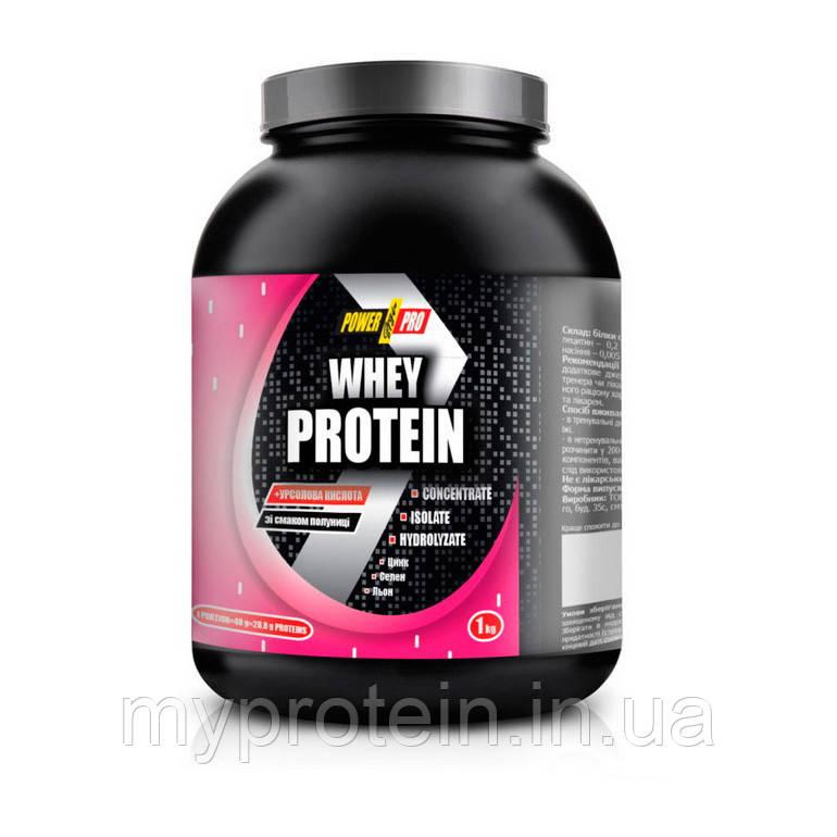 Power Pro Протеин сывороточный Whey Protein