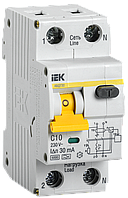 Автоматический выключатель дифференциального тока АВДТ32 C10 30мА