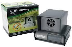 Ультразвуковой отпугиватель птиц и голубей LS - 987BF