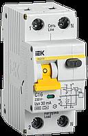 Автоматический выключатель дифференциального тока АВДТ32 C16 30мА