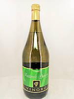 Вино игристое белое Vinoro Frizzante Bianco 1.5 л