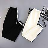 Стильные спортивные штаны женские, фото 3