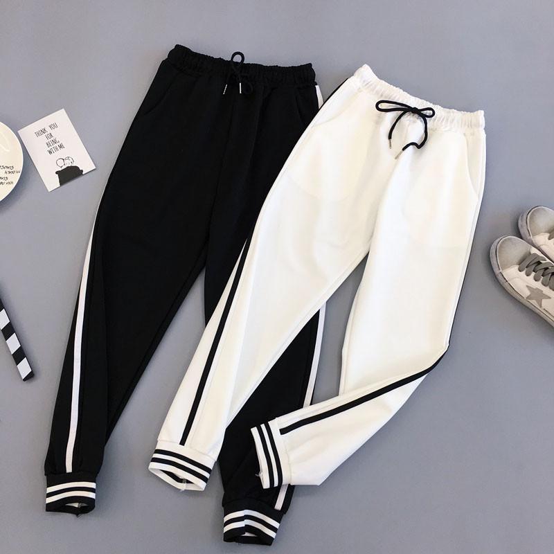 Стильные спортивные штаны женские