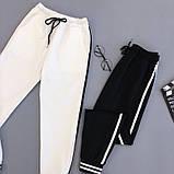 Стильные спортивные штаны женские, фото 4