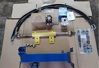Комплект переоборудования МТЗ-80, МТЗ-82 с двухсторонним цилиндром (на ГУР) | переделка на насос дозатор