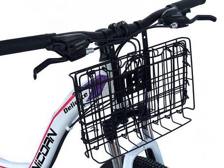 Велосипедная корзина складная, фото 2