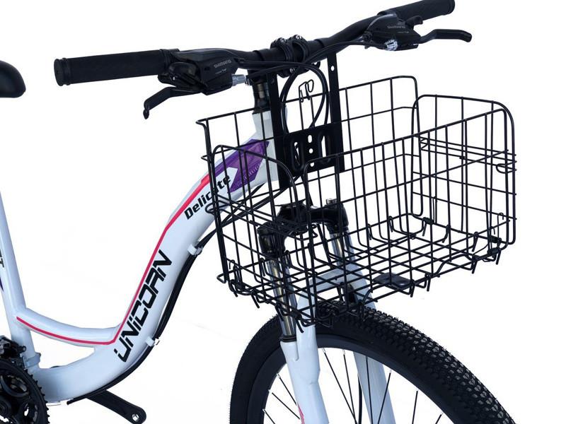 Велосипедная корзина складная