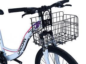 Велосипедна складна кошик