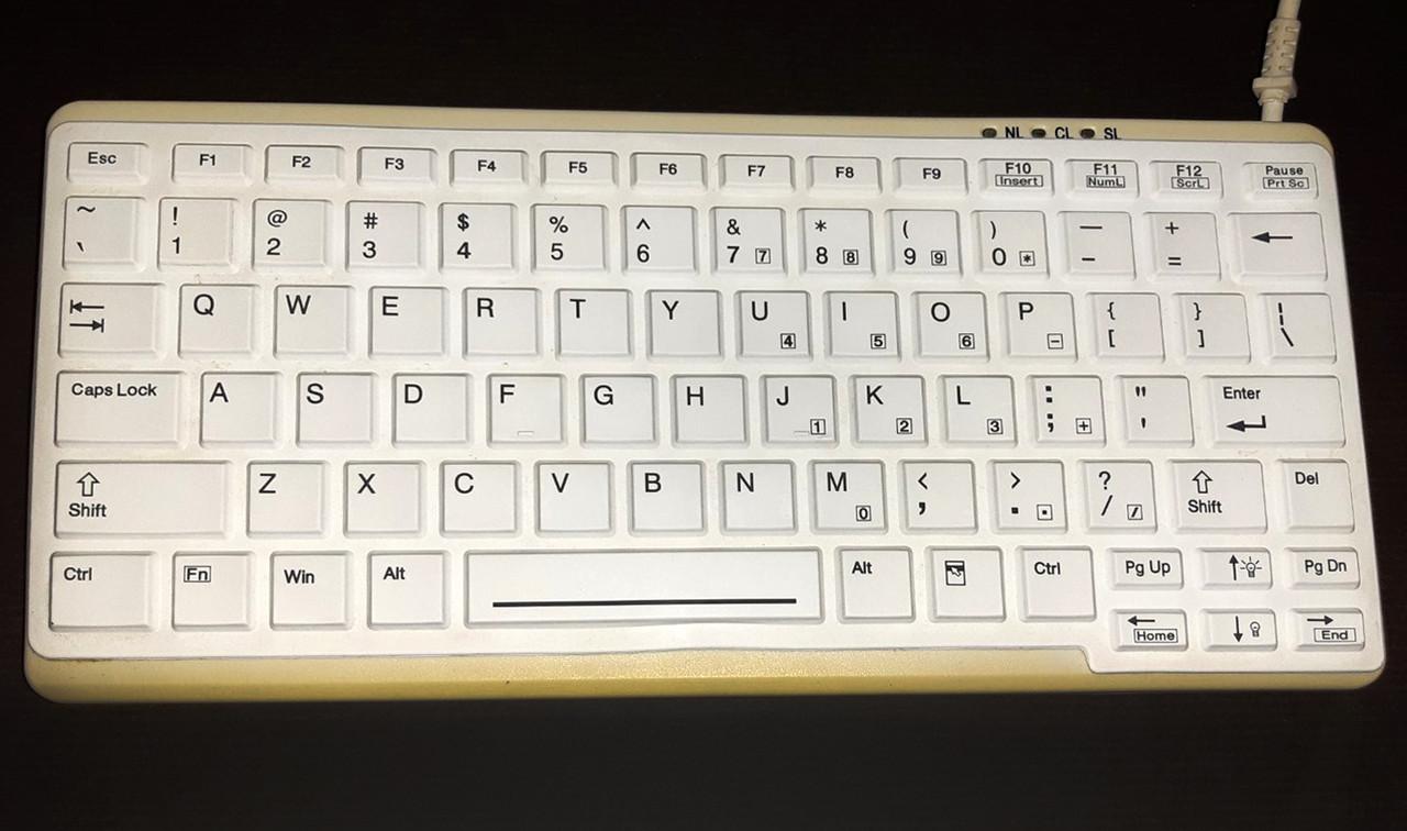 Медична клавіатура водонепроникна