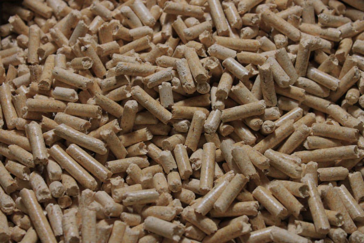 Пеллеты древесные