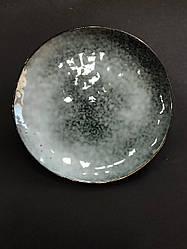 Тарелка керамическая Bailey Granite 20 см (500-09)