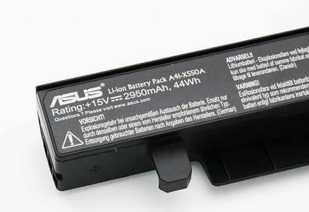 Оригинальная батарея для ноутбука Asus  X550, X550L, X550LB - A41-X550A - АКБ, аккумулятор, фото 2