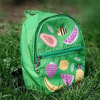 Рюкзак детский Light Фрукты 22х28х12 см (RDL_20A019_ZE)