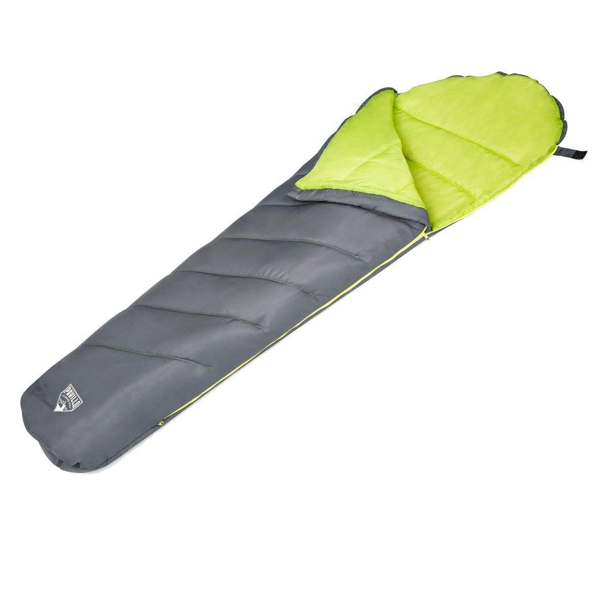 Спальный мешок Bestway 68102 Hiberhide 10, серый