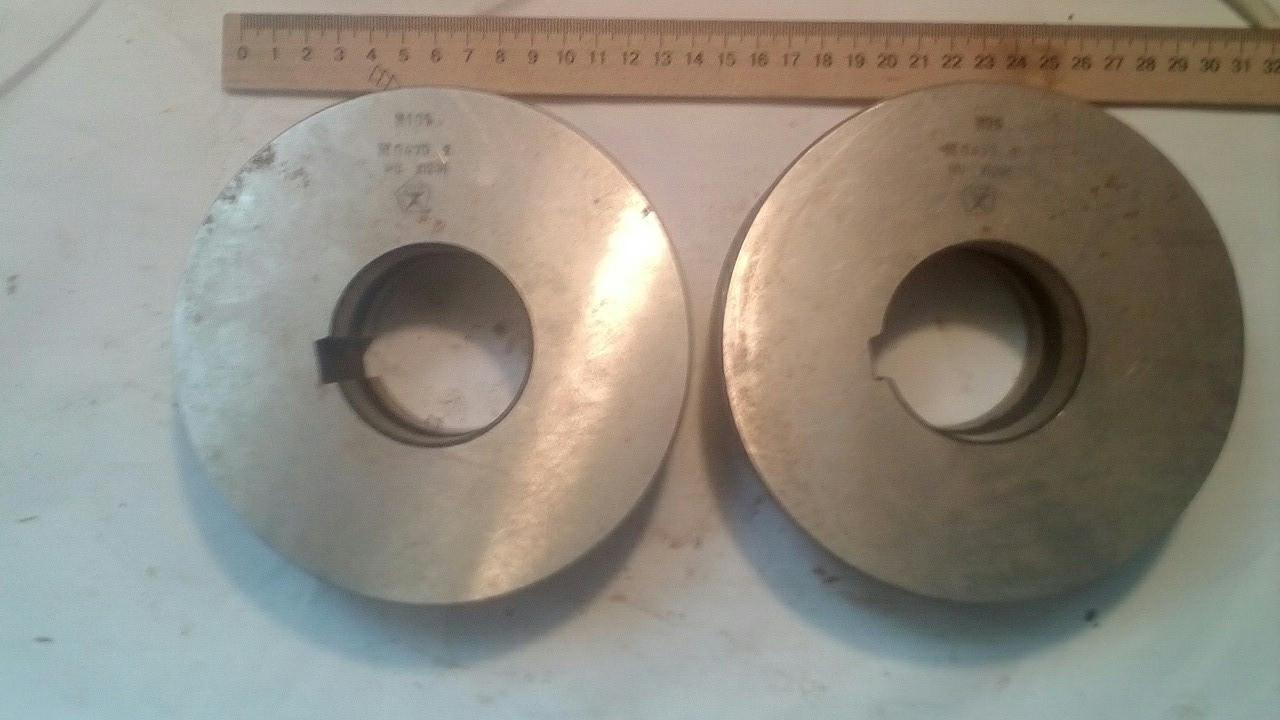 Ролики накатные (3417-0479) М8х1,25 вн.54 H63 ГОСТ 9539-72