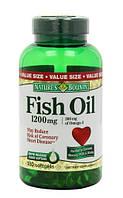 Nature's Bounty Fish Oil 1200 mg (180 softgels)