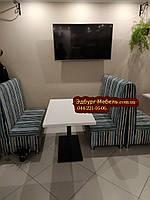 Высокие диваны для ресторана, фото 1