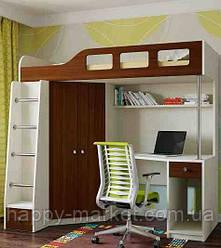 Кровать -чердак  КЧ-2804