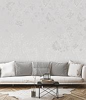 Эстетичные обои в гостиную без винила на флизелине Кашемир Kashmir structure w/o paint 310 см х 280 см