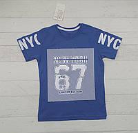 Детская футболка для мальчиков  4-10 лет.