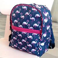 Рюкзак детский Light Фламинго 22х28х12 см (RDL_20A008_ROZ)