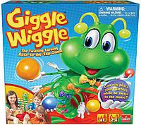 "Настольная игра ""Танцующая гусеница"" Giggle Wiggle от Goliath games, фото 1"