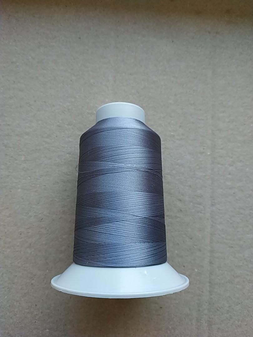 Coats Gral   №300.  цвет 09671 ( СВЕТЛО-СЕРЫЙ ).  5000 м
