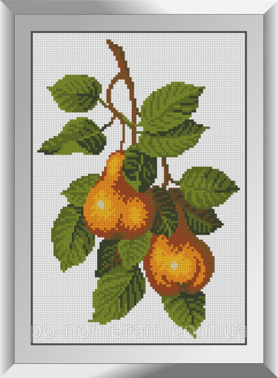 Алмазная мозаика Dream Art Сливовая веточка (DA-31365) 23 x 33 см (Без подрамника)