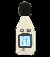Цифровой измеритель уровня шума (шумомер) BENETECH GM1351