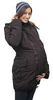 Демисезонная универсальная слингокуртка 4 в 1. Черный