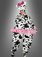 Женский костюм для образа коровки