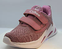 Легкие кроссовки  clibee для девочек 34р. по стельке 21,5 см, фото 1