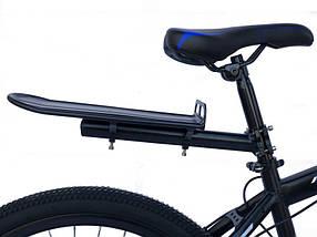 Велосипедний багажник навісний