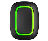 Беспроводная тревожная кнопка черная Ajax Button black EU, фото 1