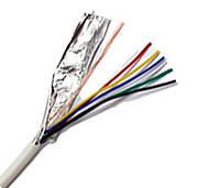 Бухта сигнального кабеля 8x0.22 (100 м) Кабель 8x0.22