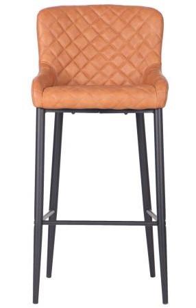 Барный стул Седл охра