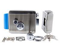 Электромеханический накладной замок FASS Iron (Silver)