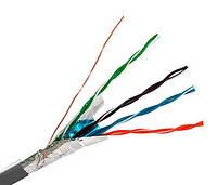 Бухта кабель вита пара FTP 5 CATE 0.5 FTP 5 CATE