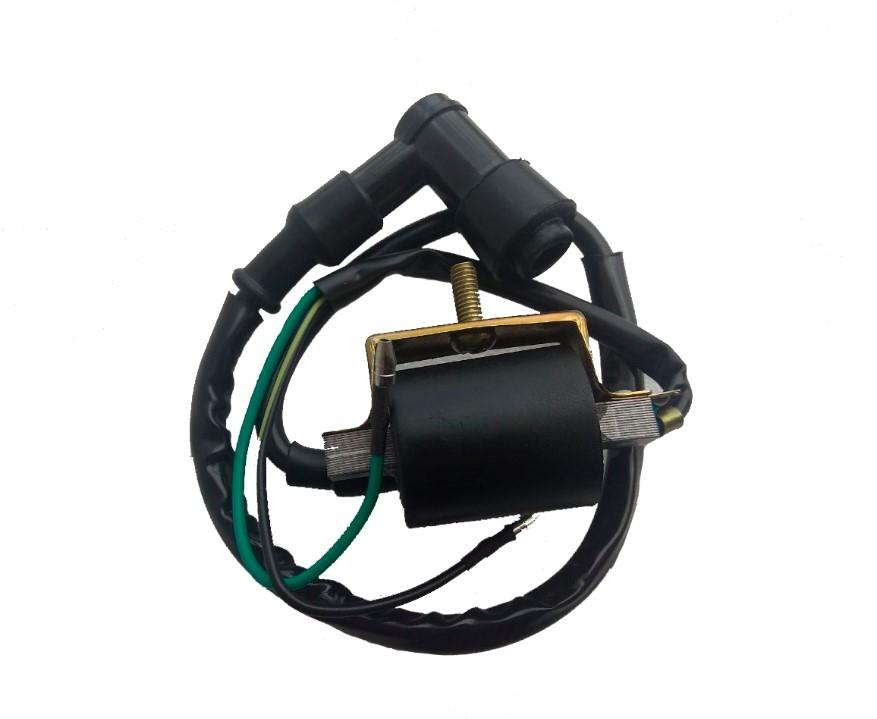 Катушка зажигания с проводом и насвечником квадроцикл 110-150 cc