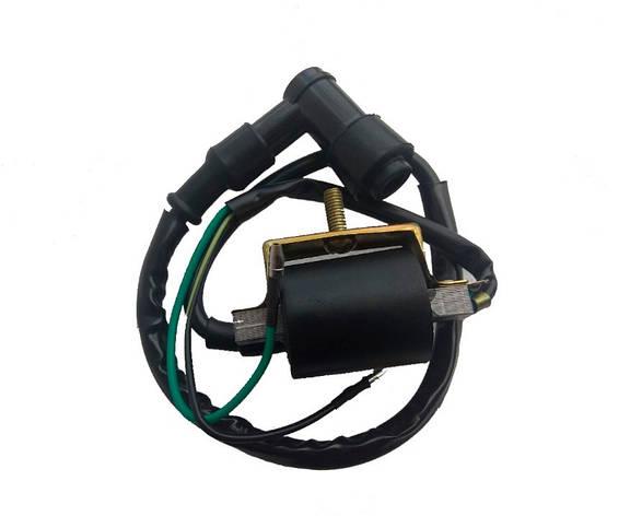 Катушка зажигания с проводом и насвечником квадроцикл 110-150 cc, фото 2