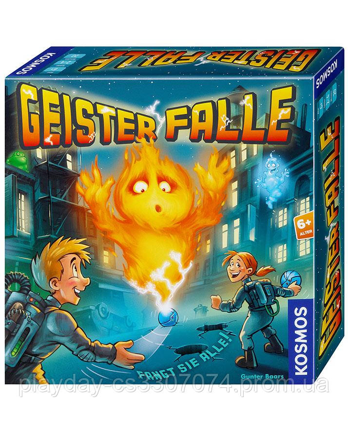 "Настольная игра ""Охотники за призраками"" Geisterfalle от Kosmos"