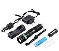 Тактический фонарик Bailong 8455S XPE! Лучшая цена