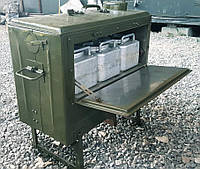 Кухня полевая МК-10