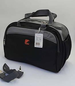Дорожная удобная сумка унисекс 50х30х22 см